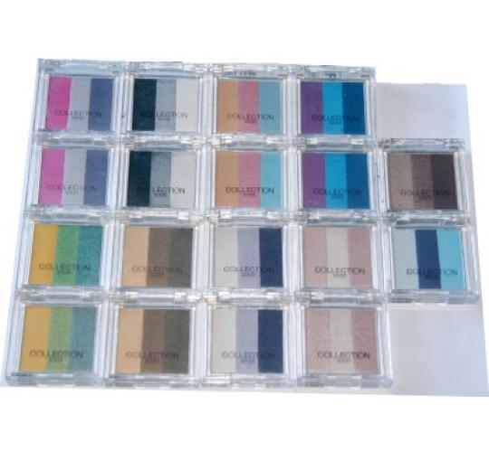 108 x Collection 2000 Colour Intense Trio Eyeshadow | 8 Shades |