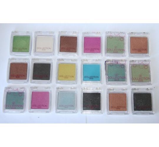 108 x Collection 2000 Colour Intense Mono Eyeshadows