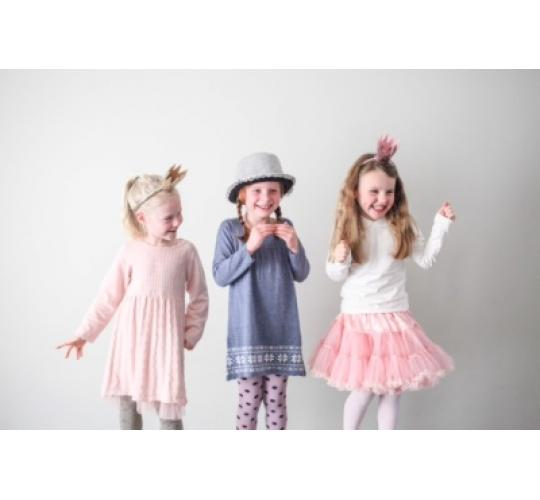 Scandinavian Girls' Dresses