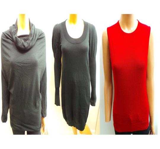 One Off Joblot of 11 Ladies John Smedley Tops, Sweaters & Dresses