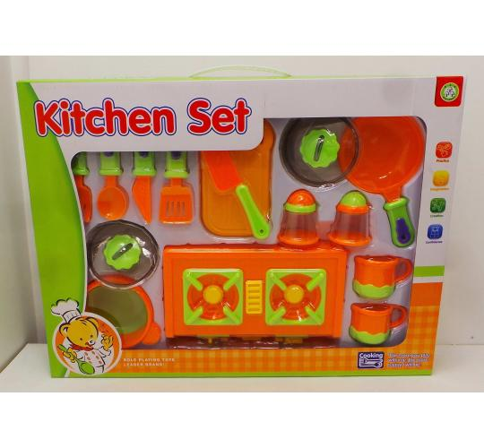 Wholesale joblot of 20 dazzling toys young chefs childrens for Cheap childrens kitchen sets