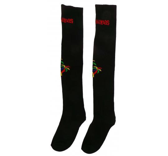 One Off Joblot of 40 Ladies/Girls Havaianas Black Palm Tree Socks