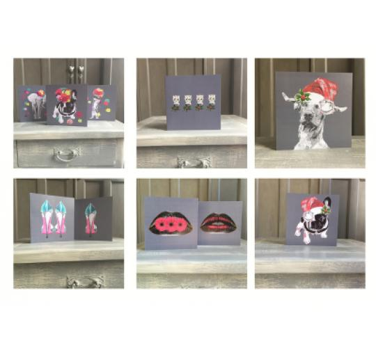 GREETING CARDS (Total 360 cards)
