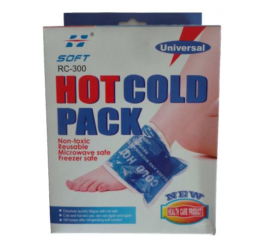 Wholesale Joblot of 96 Health & Safety Soft Reusable Hot/Cold Packs