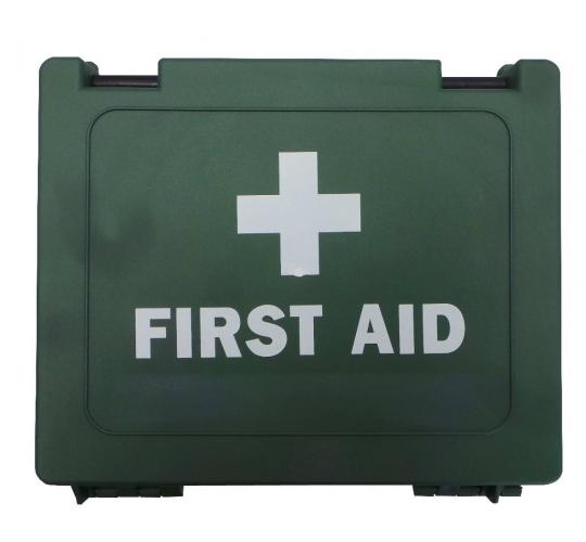 Wholesale Joblot of 16 BS-8599-1 Compliant Workplace First Aid Kits 89 Pieces