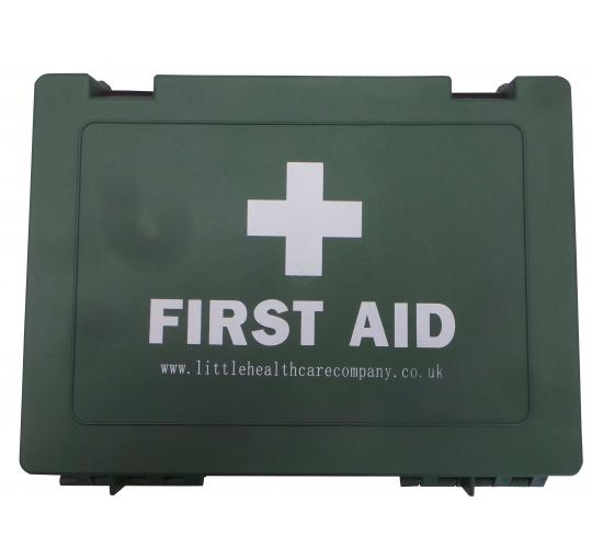 Wholesale Joblot of 16 BS-8599-1 Compliant Workplace First Aid Kits 140 Pieces
