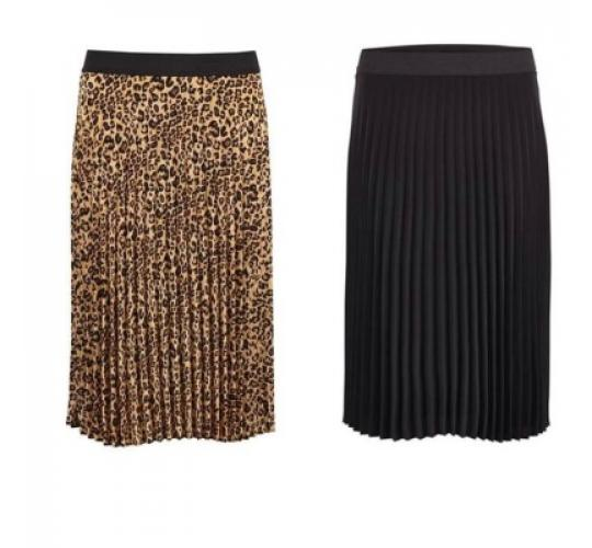 Pleated Skirts by Saint Tropez Clothing