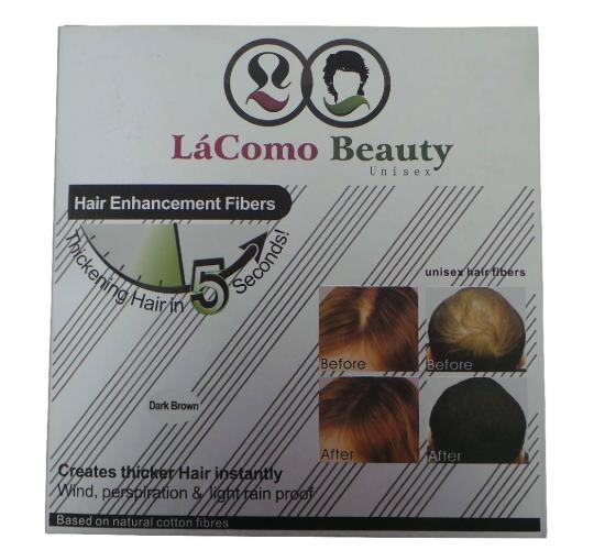 Wholesale Joblot of 20 LaComo Beauty Unisex Hair Enhancement Fibers