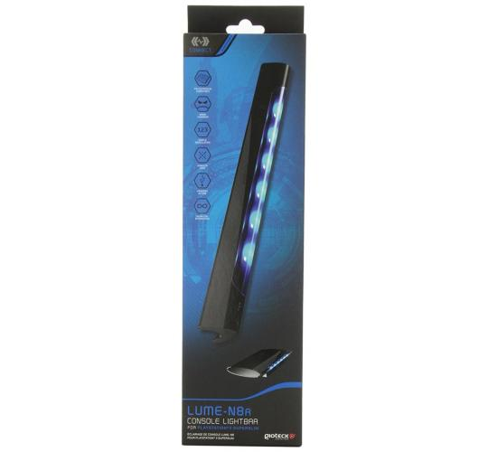 Wholesale lot 80 x Gioteck Console Lightbar Lume-N8R PS3 Superslim