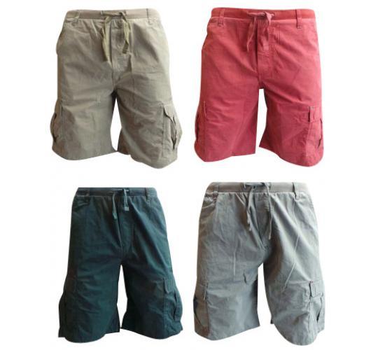 Wholesale Joblot of 10 Mens Wrangler Cargo Shorts Mixed Colours & Sizes