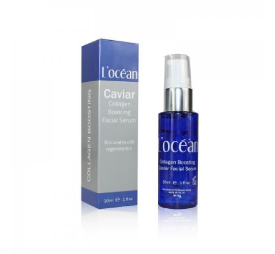 L'Ocean Caviar Skin Boosting Facial Serum 30ml