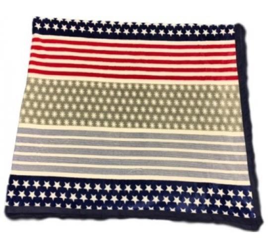 Extra Large Fleece Throw / Blanket, 4 Designs Per Lot