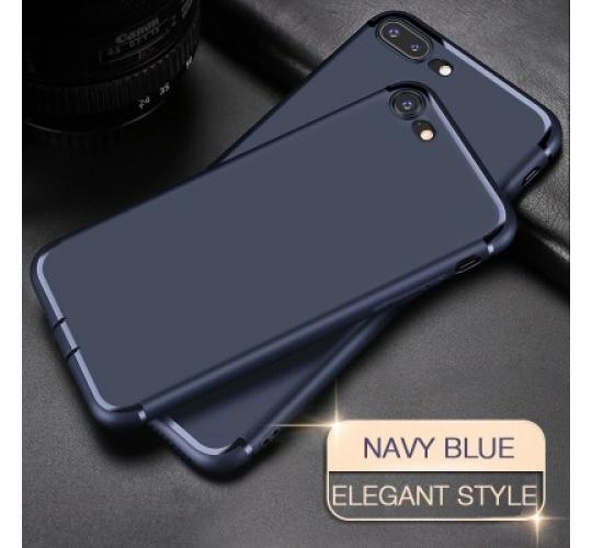 50 x iphone 7 Matte Soft TPU Phone Case Silicone Back Cover Ultra Thin With Dust Plug