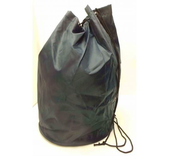 Wholesale Joblot of 200 Navy Blue Round Based Drawstring Bag
