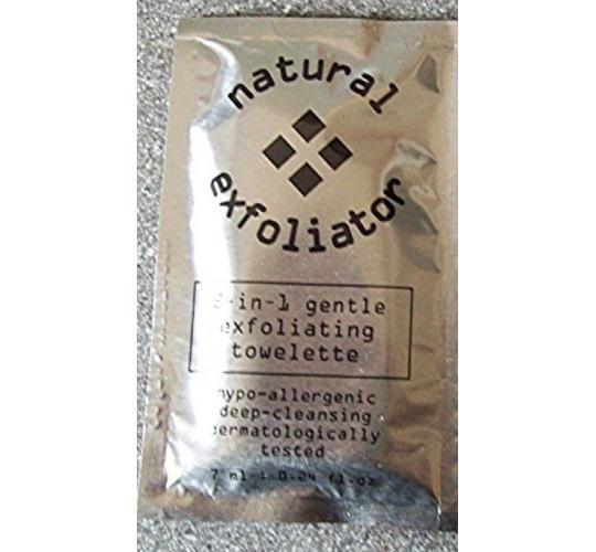 200 x 2 in 1 Gentle Exfoliating Towelette
