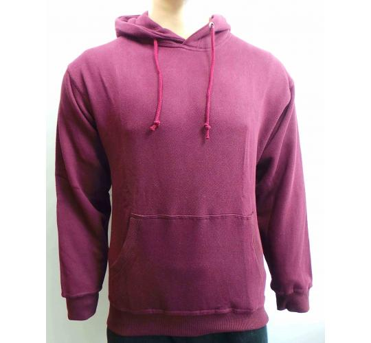 Wholesale Joblot of 10 Mens Westworld Burgundy Hoodies Sizes S-L