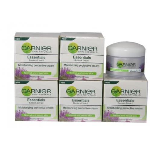 48 x 50ml Garnier Essentials Moisturising Protective Cream | Wholesale