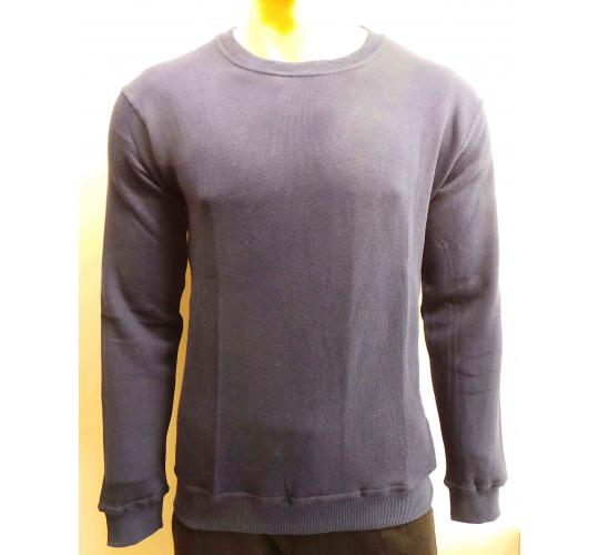 Wholesale Joblot of 6 Mens Westworld Navy Sweatshirts Sizes L-XL