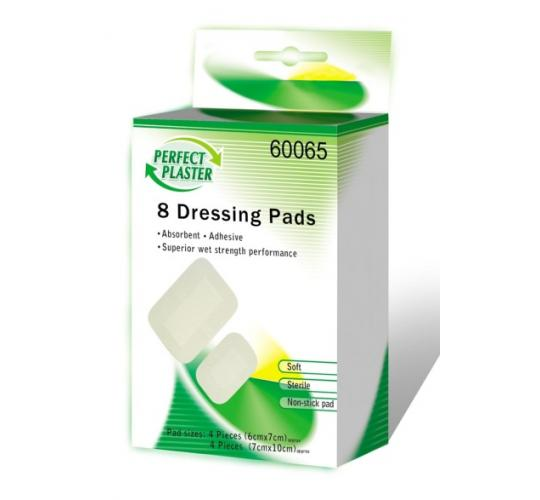 Injury Plaster Dressing Pads