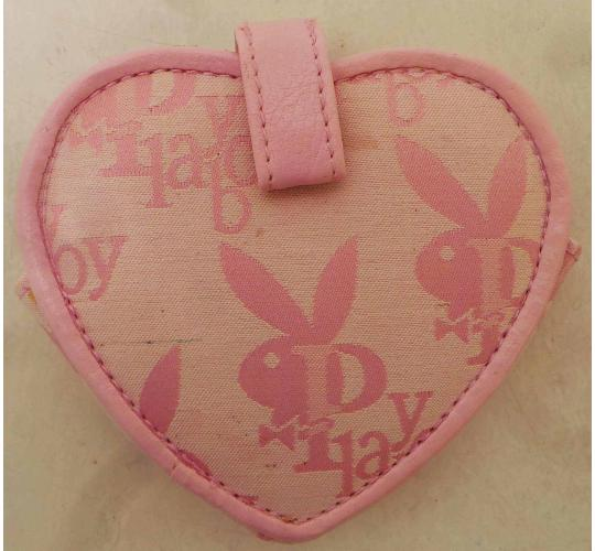 One Off Joblot of 53 Playboy Ladies Pink Heart Shaped Cases