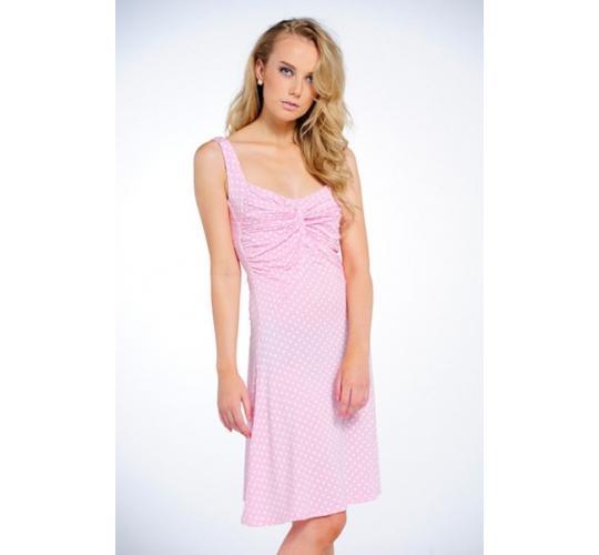 LADIES POLKA DOT PRINT DRESS - 5 COLOURS 8-10-12-14 BNWT