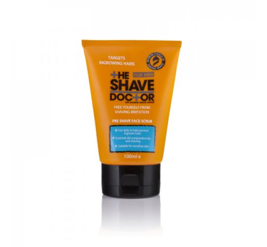 Shave Doctor Face Scrub
