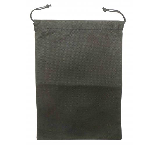 One Off Joblot of 120 Medium Sized Black Drawstring Bags