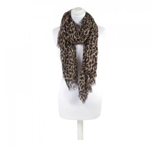 Wholesale Animal / Leopard Print Scarf Clearance Lot
