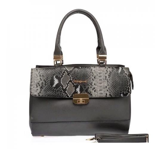 5 x Ladies Handbag Tote Shouler Celebrity Bag Women's Leather Satchel