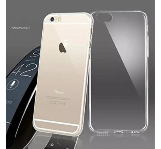 50 x Apple iPhone 7 Ultra Thin Clear Soft Silicone TPU Cases Wholesale Joblot
