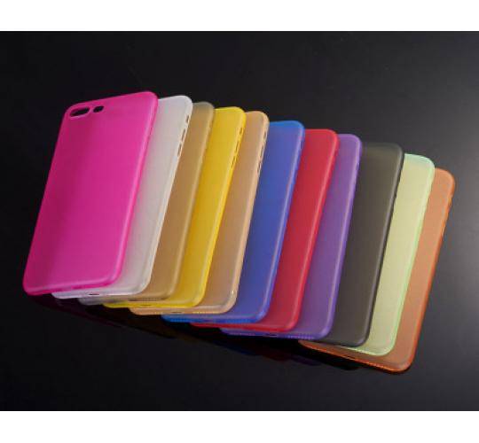 100 x iPhone 7 Ultimate Anti-Scratch Protective Slim-Fit Lightweight Hard PP Thin Frosted Case Covers