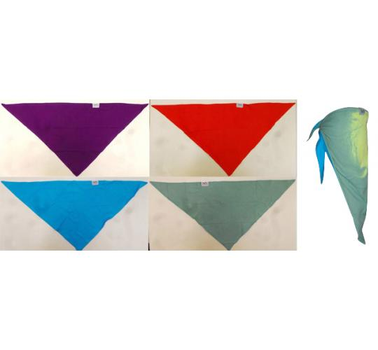 Wholesale Joblot of 10 Toots 'Blow Me' Unisex Bandanas Mixed Colours