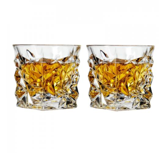 50 x Whiskey Glasses Brand New with Gift Boxes