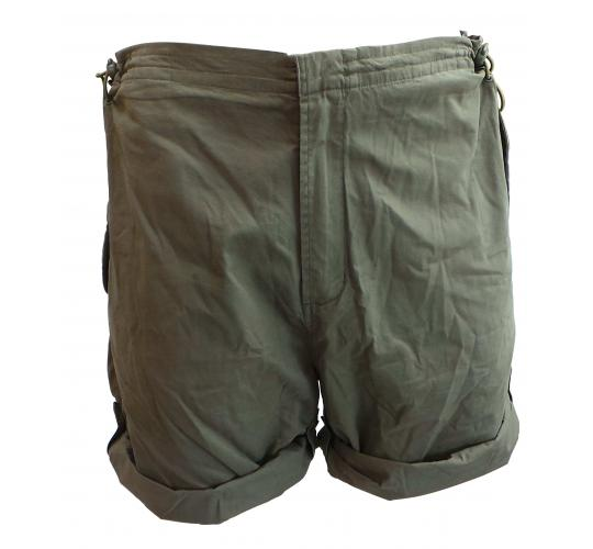 One Off Joblot of 14 Mens Disturbing London x Maharishi Dark Olive Shorts