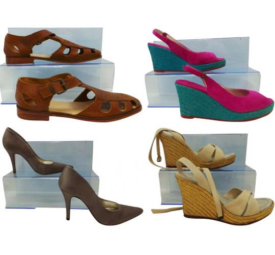One Off Joblot of 6 Ladies Heels & Sandals - The Jacksons & Hudson