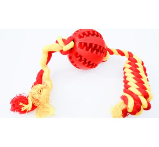 Pets-A-Best GR8 Dog Chew Ball Toy