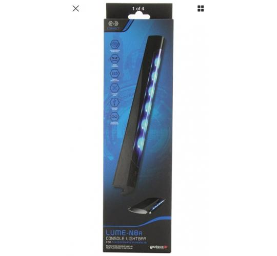 80 x Gioteck LN-8R Luminate Light for - Playstation 3 Superslim