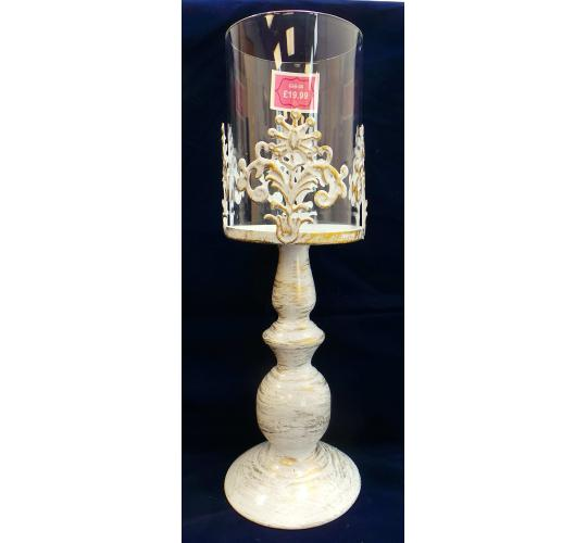 Wholesale Joblot of 12 Madame Posh 'Elin' Table Candle Holders 40008