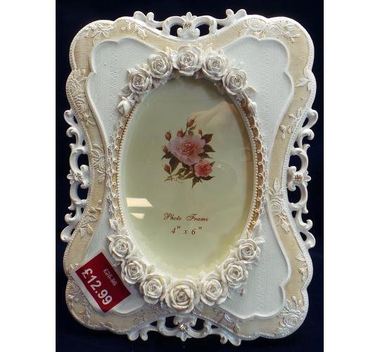 One Off Joblot Of 23 Alana Victorian Style Photo Frames Madame Posh