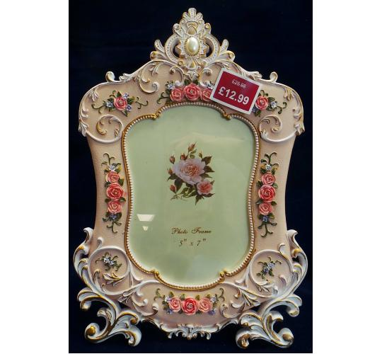 Wholesale Joblot of 15 Madame Posh 'Anabelle' English Rose Picture Frames