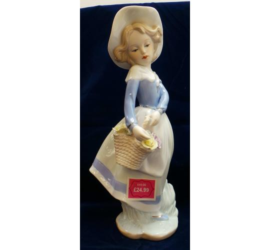 Wholesale Joblot of 10 Madame Posh 'Montbretia' Girl Figurines 40467