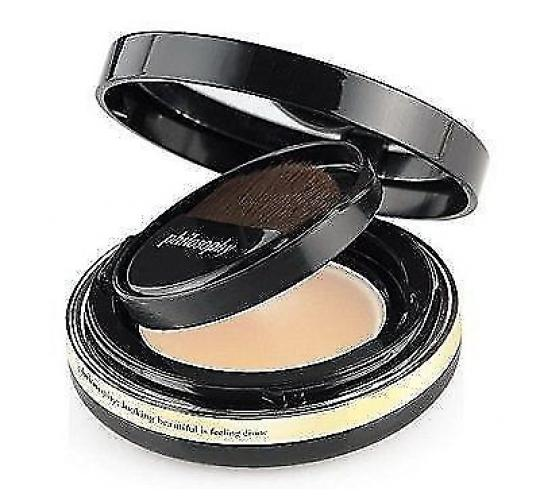 50 philosophy divine color cream-to-satin foundation Various colours
