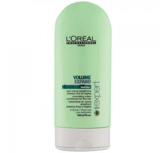 25 L'Oreal Volume Expand Volumising Cream Conditioner For Fine Hair 150ml
