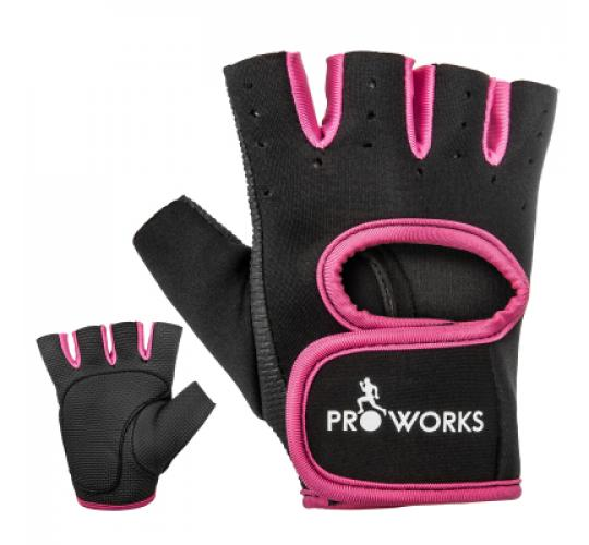 JOBLOT 400 X LADIES GYM GLOVES - 200 X SMALL & 200 X MEDIUM, FITNESS, WEIGHT LIFTING