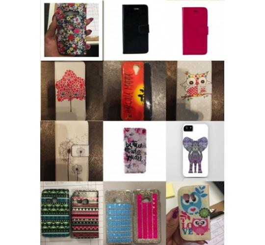 3391 Mixed Phone Cases