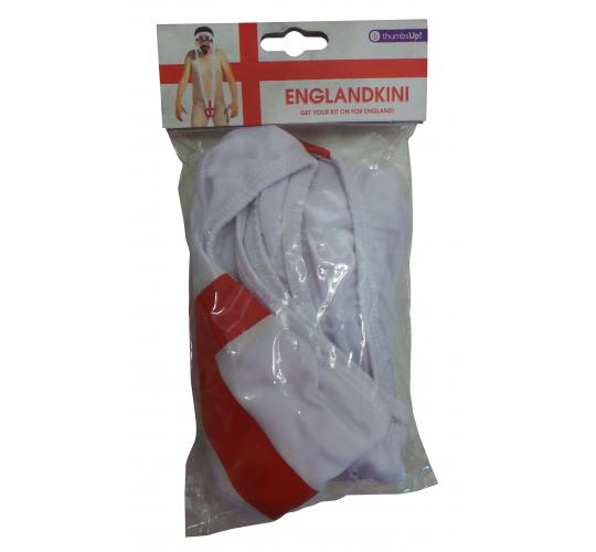 Wholesale Joblot of 96 thumbsUp! England Flag Mankinis