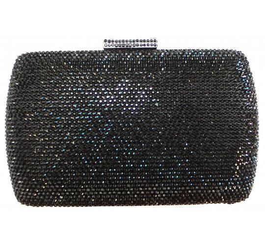 Wholesale Joblot of 5 Madame Posh 'Madonna' Faceted Gem Clutch Bags 41596