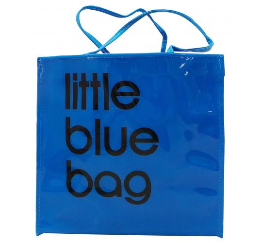 Wholesale Joblot of 100 Mini Handbags - Little Blue Bag