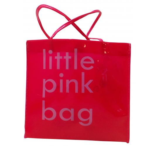 Wholesale Joblot of 100 Mini Handbags - Little Pink Bag