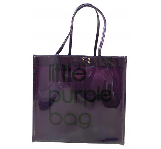 Wholesale Joblot of 100 Mini Handbags - Little Purple Bag